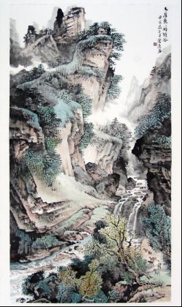 传承与碰撞——湖湘艺术展500.png