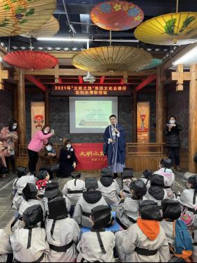 20210414长沙简牍博物馆品牌教育项目竹木载文明在益阳市博物馆亮相23.png